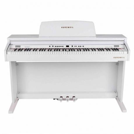 Kurzweil KA130WH Dijital Piyano (Beyaz)<br>Fotoğraf: 1/2