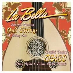La Bella OU80 Set Ud Teli