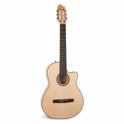 La Patrie Arena Mahogany CW QIT Elektro Klasik Gitar