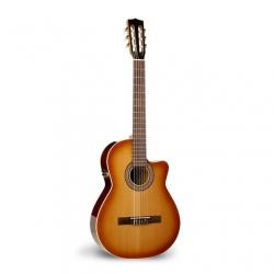 La Patrie Hybrid Cw Qii Elektro Klasik Gitar (Light Burst)