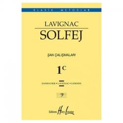 Lavignac 1C - Henry Lemoine