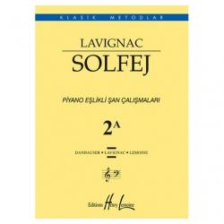 Lavignac 2A - Henry Lemoine