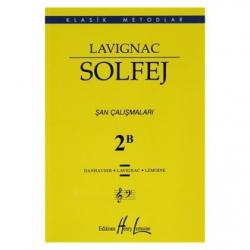 Lavignac 2B - Henry Lemoine