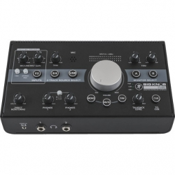 Mackie Big Knob Studio 3x2 Stüdyo Monitör Controller ve Ses Kartı