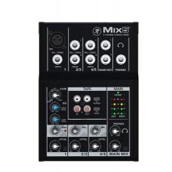 Mackie Mix5 5 Kanal Deck Mikser
