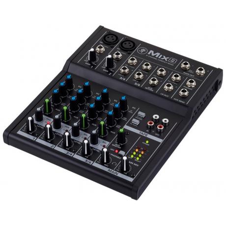 Mackie Mix8 8 Kanal Deck Mikser<br>Fotoğraf: 2/3