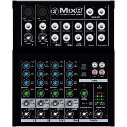 Mackie Mix8 8 Kanal Deck Mikser