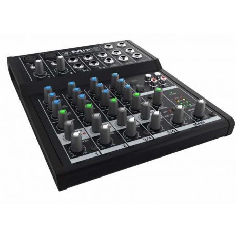 Mackie Mix8 8 Kanal Deck Mikser<br>Fotoğraf: 3/3