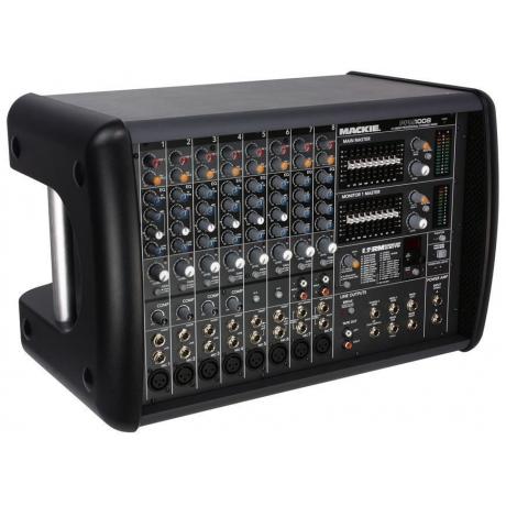 Mackie PPM1008 8 Kanal Power Mikser<br>Fotoğraf: 3/3