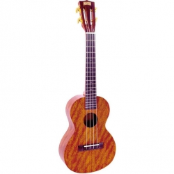 Mahalo High Gloss Tenor Ukulele  (Vintage Natural)
