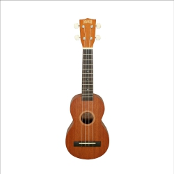 Mahalo Java Series MJ1TBR Soprano Ukulele (Transparent Brown)