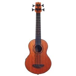 Mahalo MB1TBR  Bass Serisi Elektro Ukebass (Natural)