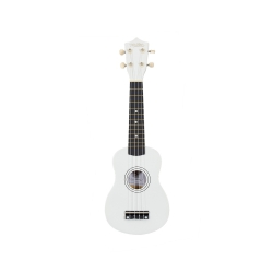 Malibu FZU-002 Soprano Ukulele (Beyaz)
