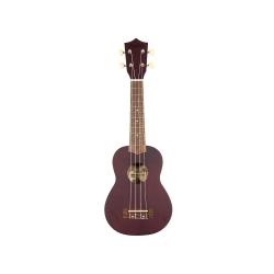 Malibu FZU-003  Soprano Ukulele (Kahverengi)