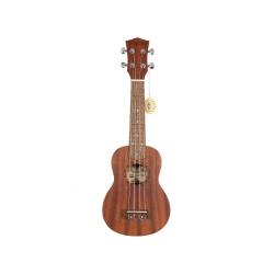 Malibu FZU-110S Soprano Ukulele (Natural)