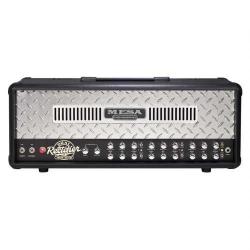 Mesa Boogie Dual Rectifier 100W Lambalı Elektro Gitar Kafa Amfi