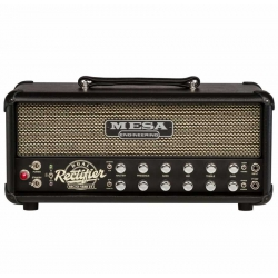 Mesa Boogie Dual Rectoverb Elektro Gitar Kafa Amfi