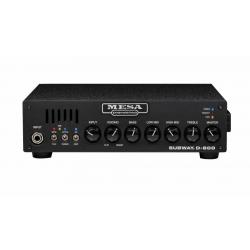 Mesa Boogie Subway D-800 Bass Head