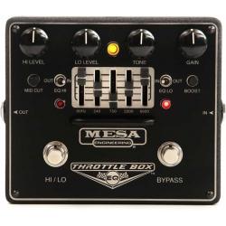 Mesa Boogie Throttle Box EQ Pedalı