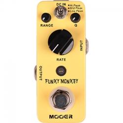 Mooer Digital Funky Monkey Auto Wah Pedalı