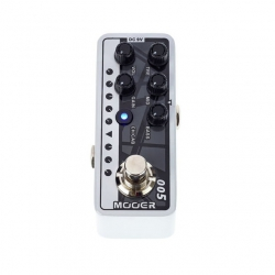 Mooer Fifty-Fifty 3 Based On EVH 5150 005 Preamp Pedal