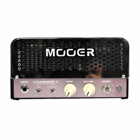 Mooer GH10 Little Monster AC Vacuum Lambalı Elektro Gitar Kafa Amfi<br>Fotoğraf: 1/1