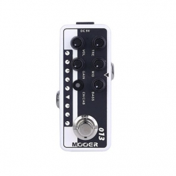 Mooer Matchbox C30 Micro Preamp 013 Pedal