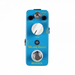 Mooer MBD2 Blues Mood Overdrive Pedalı