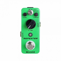 Mooer MDL1 Repeater 3 Modes Delay Pedalı