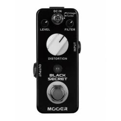 Mooer MDS1 Black Secret Distortion Pedalı