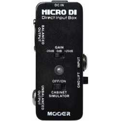 Mooer Micro DI BOX