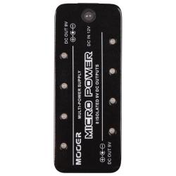 Mooer Micro Power 8 Giriş Çoklu Adaptör