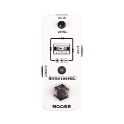Mooer MLOP1 Micro Looper Pedalı