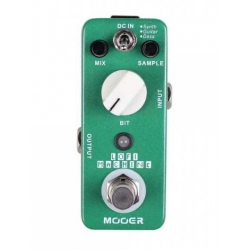 Mooer MSE1 Lofi Machine Sample Reducing Pedalı