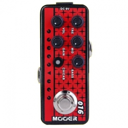 Mooer Phoenix Micro Premp 016 Pedalı