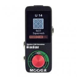 Mooer Radar Kabin Similatör Pedalı