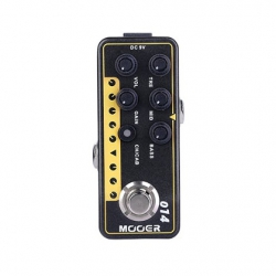 Mooer Taxidea Taxus Based On Suhr Badger 18 Pedal
