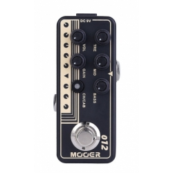 Mooer US GOLD 100 Preamp Pedalı