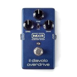MXR CSP036 IL Diavolo Overdrive Pedalı
