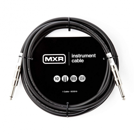 MXR DCIS10 Instr Enstrüman Kablosu (3m)<br>Fotoğraf: 1/1