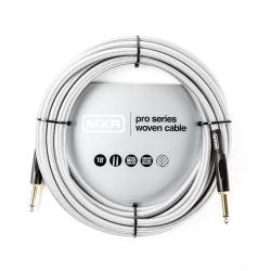 MXR DCIW18 Woven Enstrüman Kablosu (Silver)