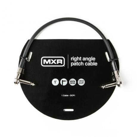 MXR DCP1 Pedal Bağlantı Kablosu (30 cm)<br>Fotoğraf: 1/1