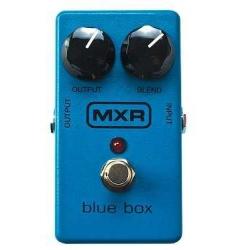 MXR M103 Blue Box Octave Fuzz Pedalı