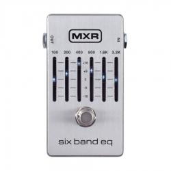 MXR M109S 6 Band EQ Pedalı