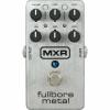 MXR M116 Fullbore Metal Distortion Pedalı