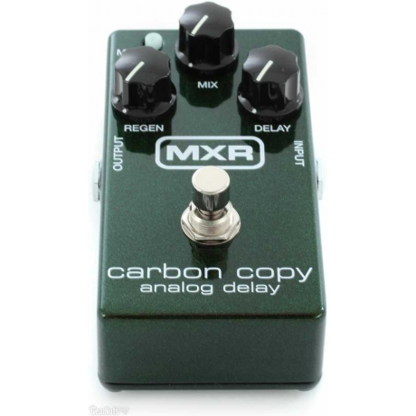 MXR M169 Carbon Copy Analog Delay Pedalı<br>Fotoğraf: 2/2