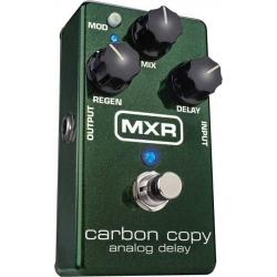 MXR M169 Carbon Copy Analog Delay Pedalı