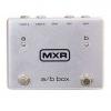 MXR M196 A/B Box Limited Edition Pedalı