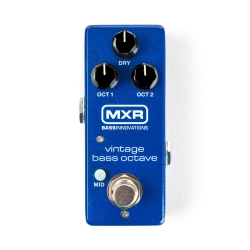 MXR M280 Mini Vintage Bass Octave  Bas Gitar Pedal