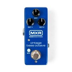 MXR M280 Vintage Bass Octave Mini Pedalı
